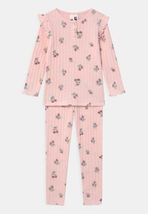 LAYLA - Pyjama set - crystal pink