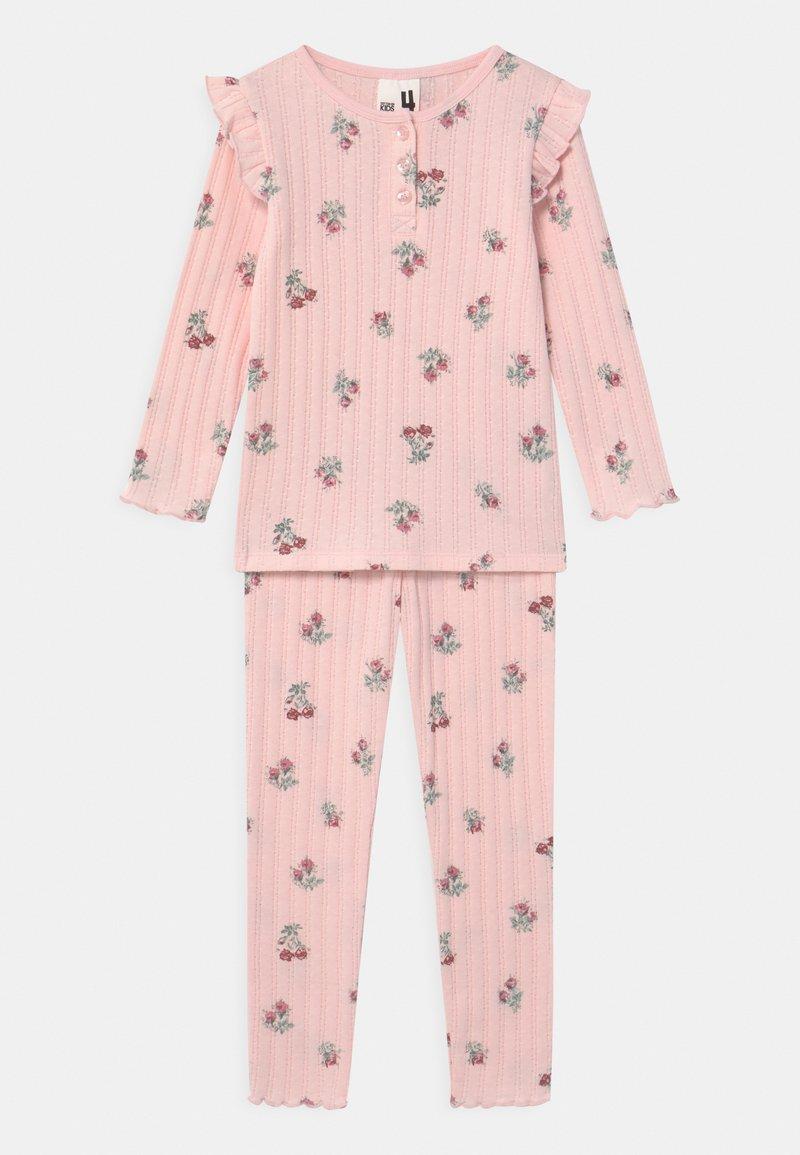 Cotton On - LAYLA - Pyžamová sada - crystal pink