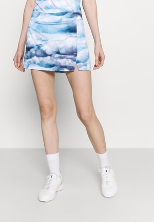 AMELIE GOLF SKIRT - Sports skirt - cloud midnight summer blue