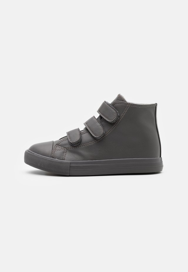 FASHION  - High-top trainers - grey