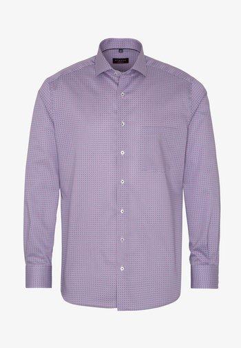 MODERN FIT - Shirt - pink/blau
