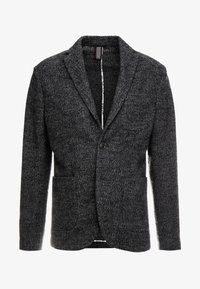 Sisley - Suit jacket - mottled dark grey - 5