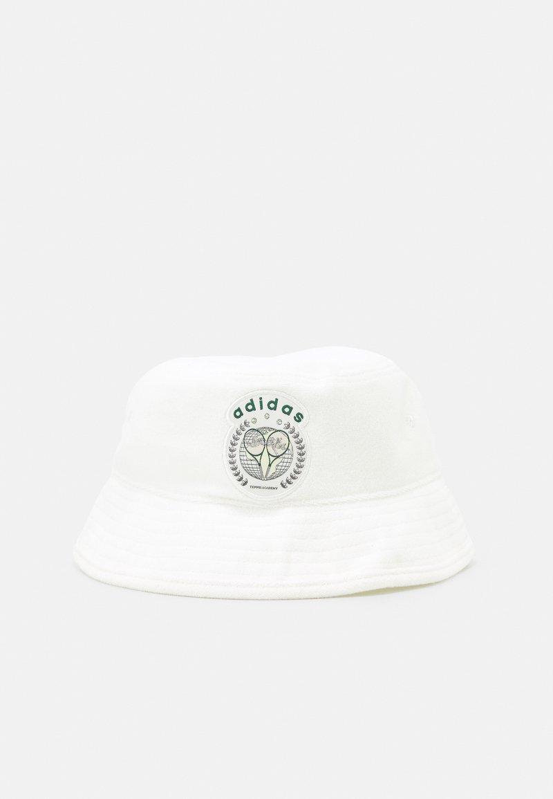 adidas Originals - BUCKET HAT UNISEX - Klobouk - off white