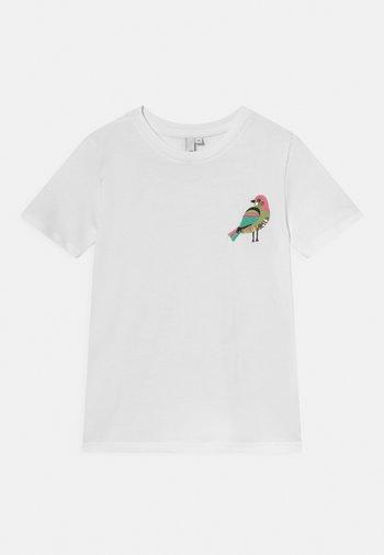 LPSUSIE TEE - Print T-shirt - white