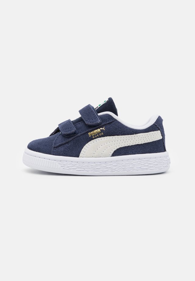 CLASSIC UNISEX - Sneakersy niskie - peacoat/white