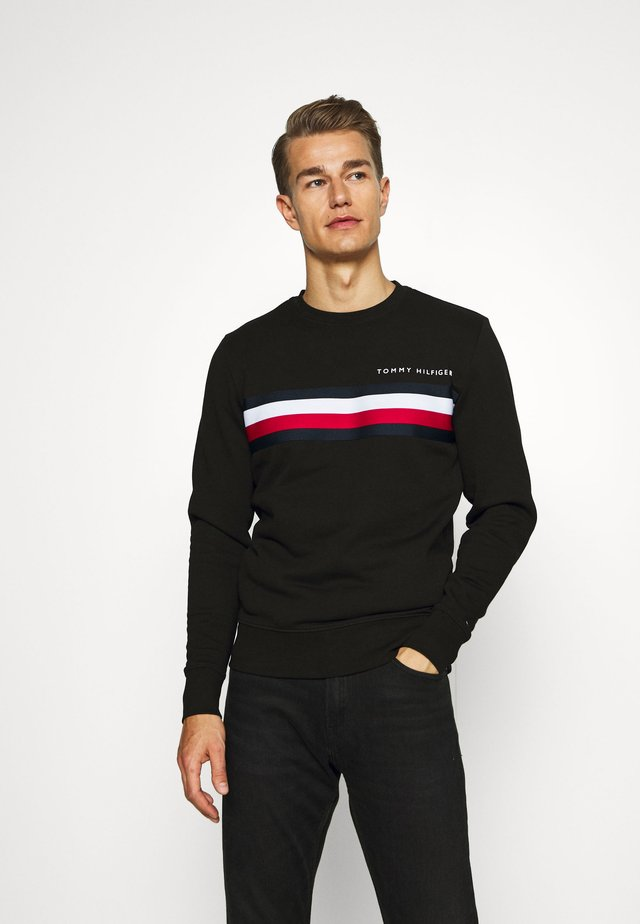 LOGO - Sweater - black