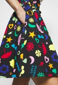 Love Moschino - Day dress - multi-coloured - 5