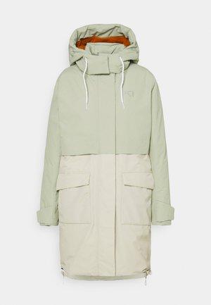 ANNA - Winter coat - slate