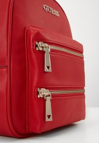 Guess - CALEY BACKPACK - Rucksack - red - 3