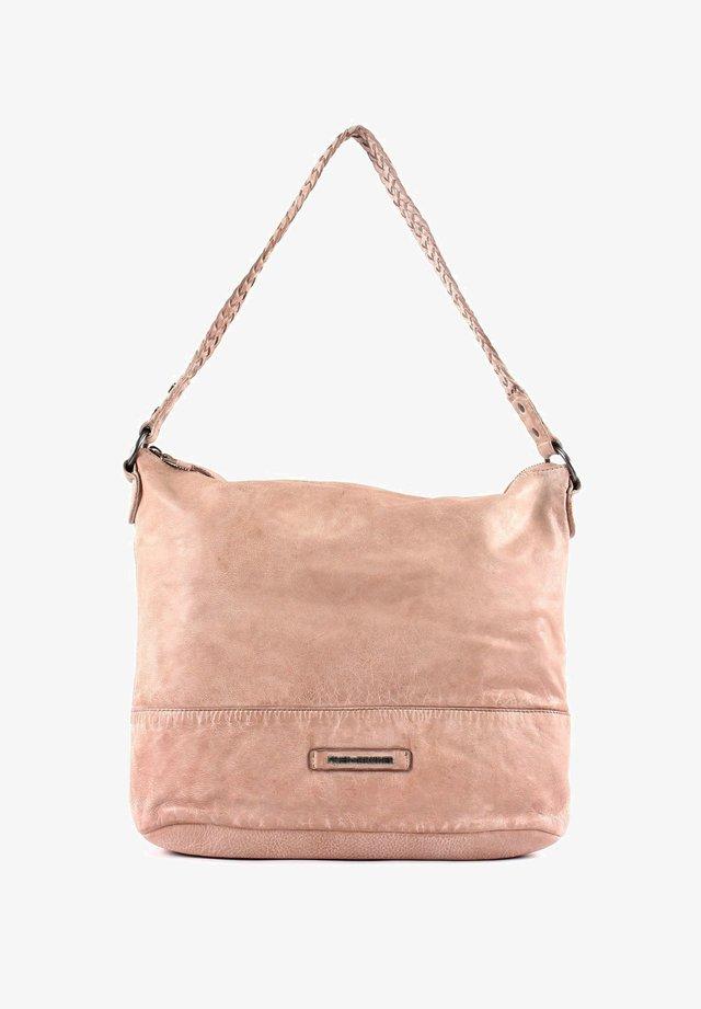 SUNSHINE PALMS - Handbag - powder rose