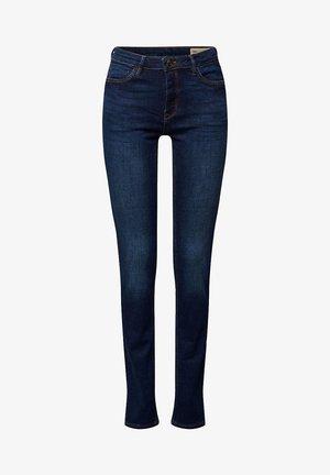 FASHION  - Slim fit jeans - blue dark washed