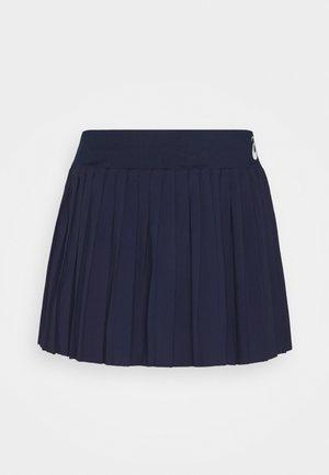 MATCH PLEATS SKORT - Falda de deporte - peacoat