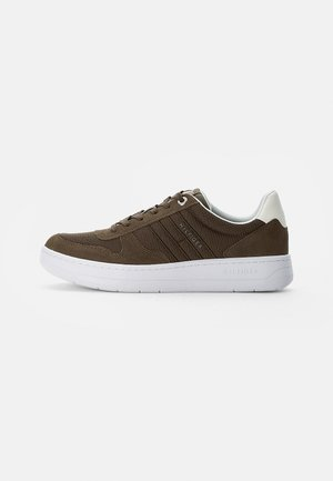 BASKET CUPSOLE - Trainers - army green