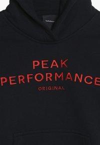 Peak Performance - Luvtröja - salute blue - 4