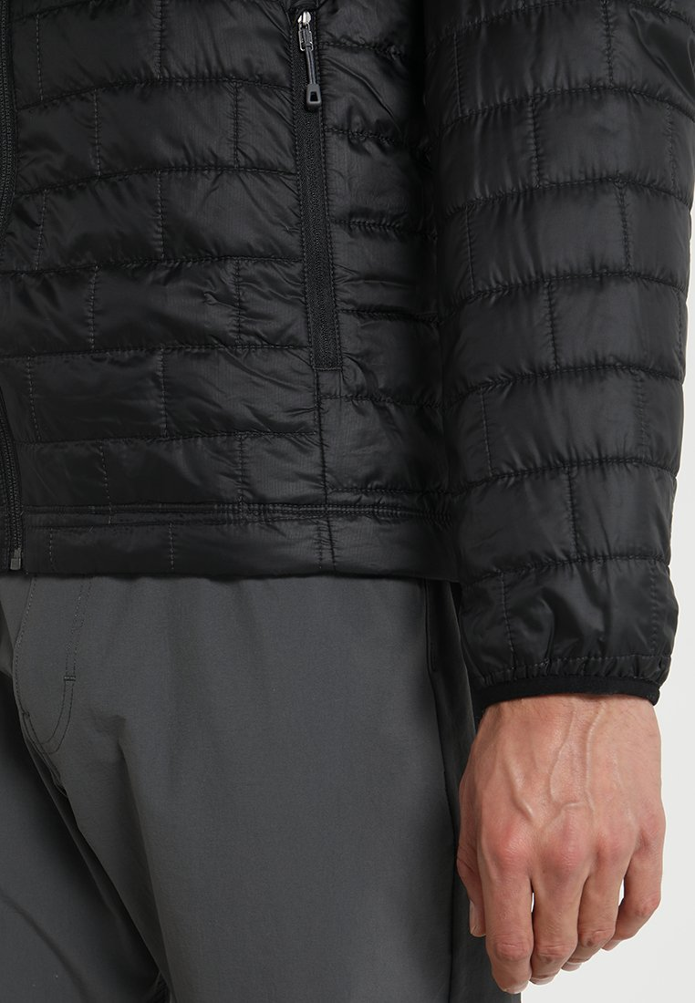 NANO Outdoorjacke black