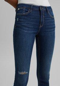 edc by Esprit - Jeans Skinny - dark blue - 3