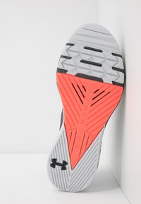 Under Armour - PROJECT ROCK 2 - Obuwie treningowe - pitch gray/halo gray - 4