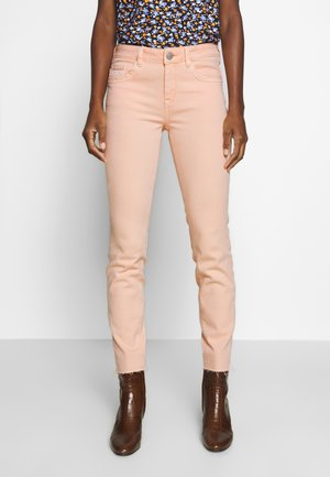 TOM TAILOR ALEXA SLIM - Džíny Slim Fit - peach blossom