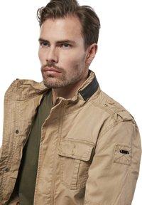 Brandit - HERREN BRITANNIA JACKET - Summer jacket - camel - 6