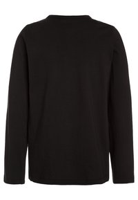 Benetton - Langærmede T-shirts - black - 1