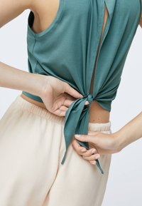 OYSHO - Top - evergreen - 4
