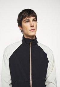 Paul Smith - GENTS ZIP CASUAL JACKET - Summer jacket - black/beige - 4