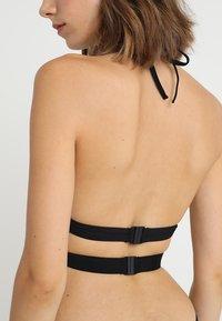 Seafolly - ACTIVE HALTER - Bikini top - black - 4