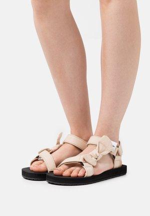 MONIKA - Sandals - sand