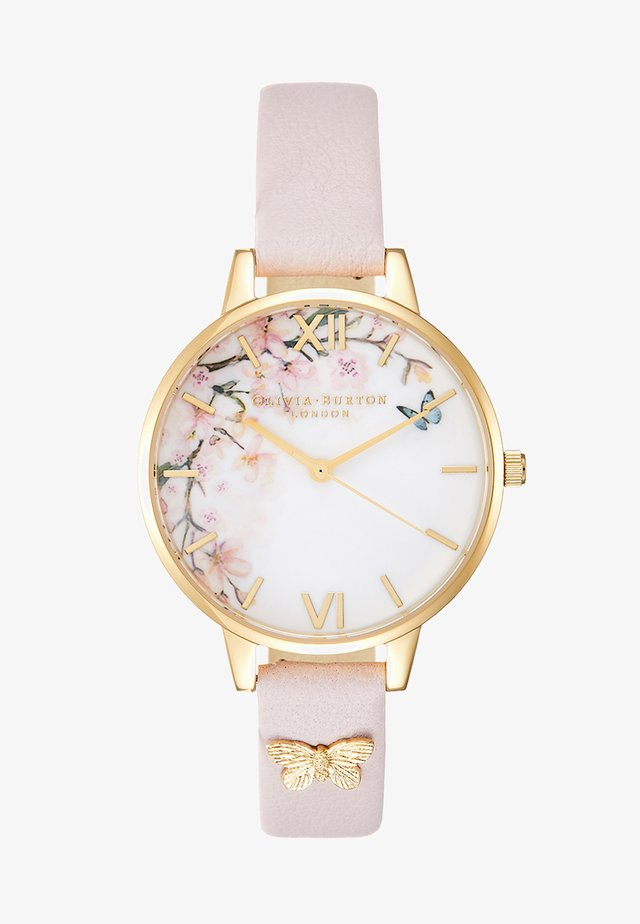 PRETTY BLOSSOM - Watch - gold-coloured