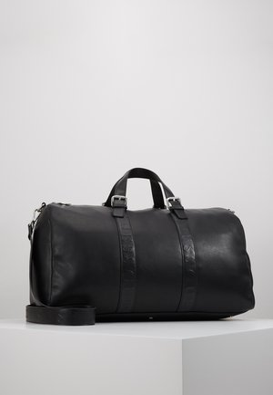 DAN WEEKENDER - Weekend bag - black