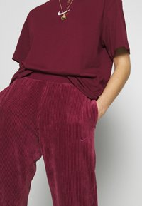 Nike Sportswear - PANT - Tracksuit bottoms - dark beetroot - 5