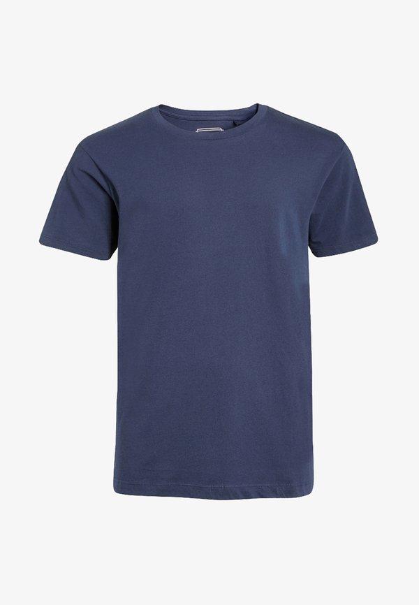 Next T-shirt basic - blue/granatowy Odzież Męska YSKB