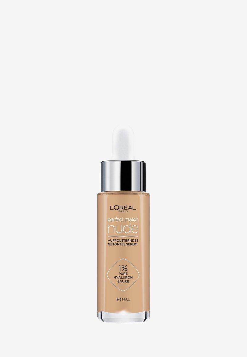 L'Oréal Paris - PERFECT MATCH SERUM - Foundation - 2/3 hell
