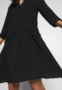 Soyaconcept - RADIA - Shirt dress - black - 3