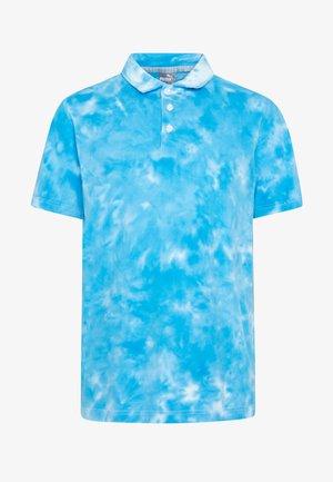 HAIGHT - Polo shirt - ibiza blue