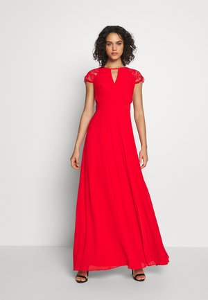 NEITH MAXI - Vestido de fiesta - red