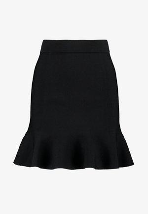 GERI SKIRT - A-line skirt - black