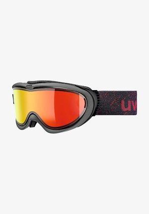 COMANCHE TOP - Ski goggles - anthracite-red mat (s55121150)