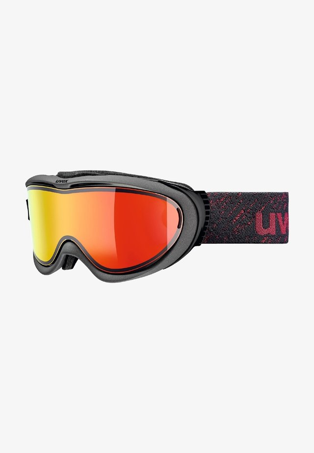 COMANCHE TOP - Ski goggles - anthracite-red mat (s55121150)