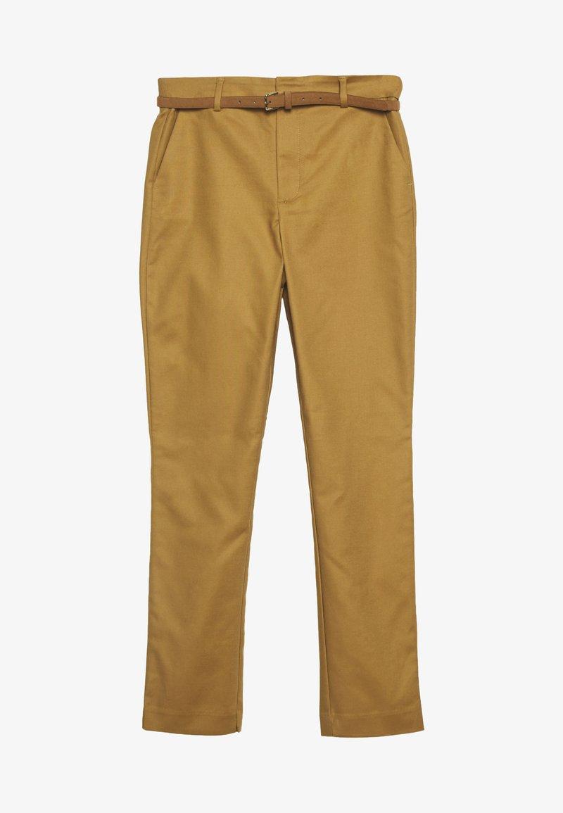 Springfield - CINTURÓN - Chino - beige/camel