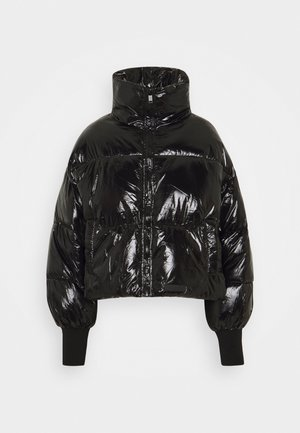 OVERSIZE PUFFER  - Winter jacket - black