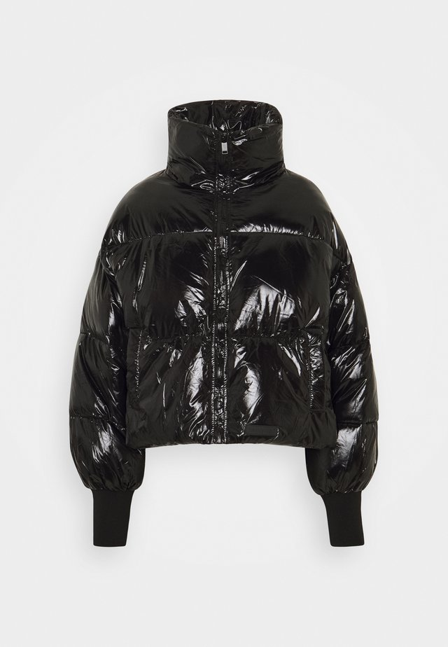 OVERSIZE PUFFER  - Giacca invernale - black