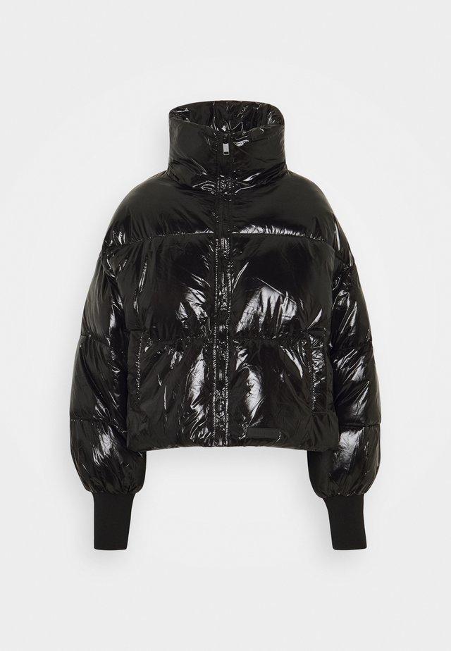 OVERSIZE PUFFER  - Zimní bunda - black