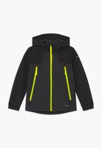 Icepeak - KANEVILLE - Soft shell jacket - grey - 0
