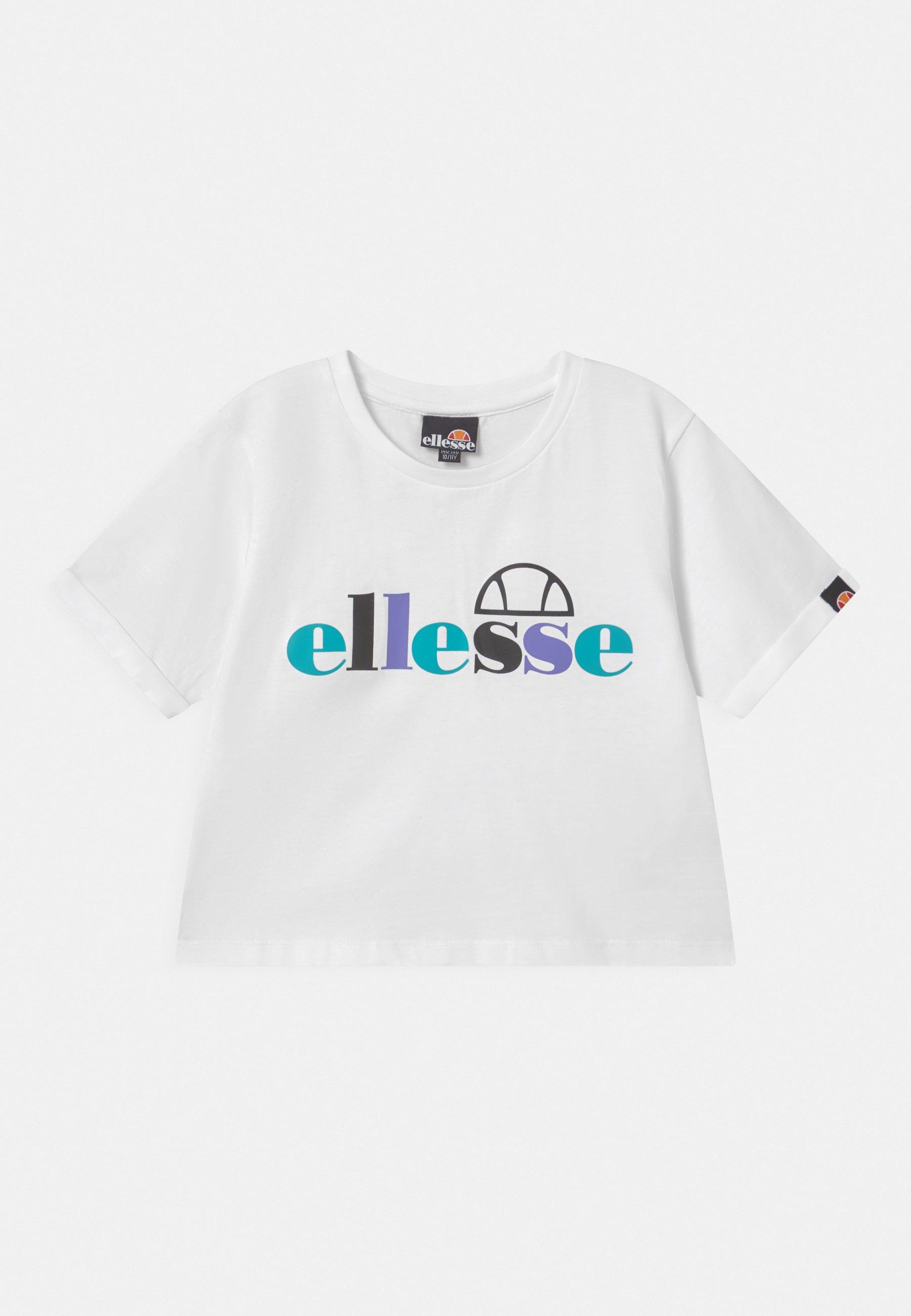 Kids GIANDUIA CROP - Print T-shirt