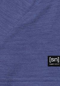 super.natural - TRAVEL - Basic T-shirt - blue - 3