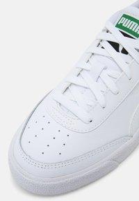 Puma - OSLO VULC UNISEX - Sneakers - white - 4