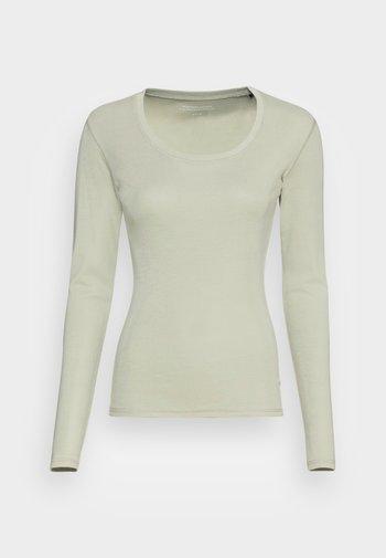 SORANA  - Long sleeved top - misty mint