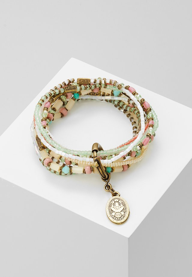 PETIT GLAMOUR - Armband - pastel/multi/antique