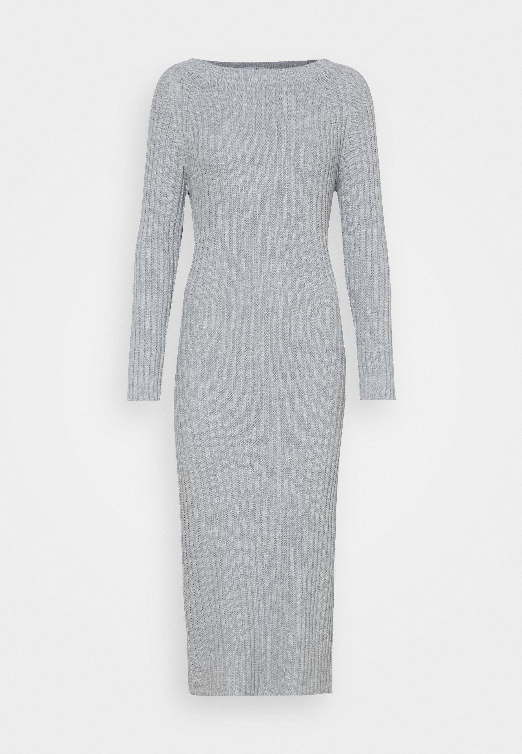 Femme LASSIE DRESS - Robe pull